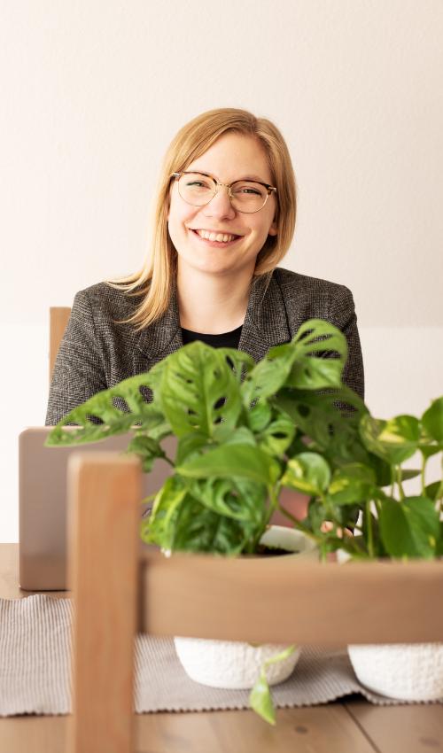 Porträt von Annika Zimmermann