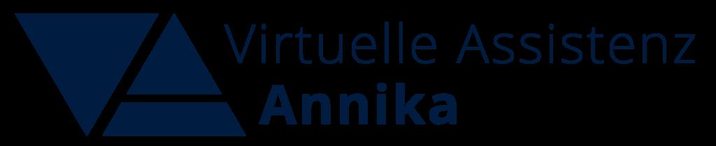 Das Logo von Virtuelle Assistenz Annika